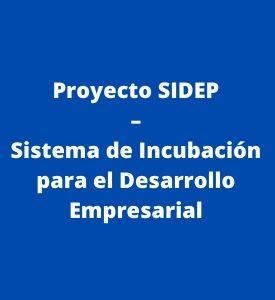 Proyecto Sistema de Incubación para el Desarrollo Empresarial (SIDEP)