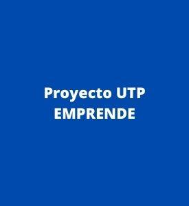 Proyecto UTP Emprende