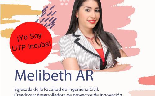 Proyecto STEM - Ingeniera Civil Melibeth Ambulo creadora de Proyecto STEM.